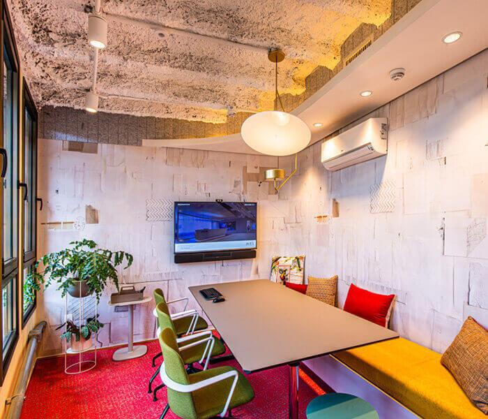 automação corporativa escritório de arquitetura pitá