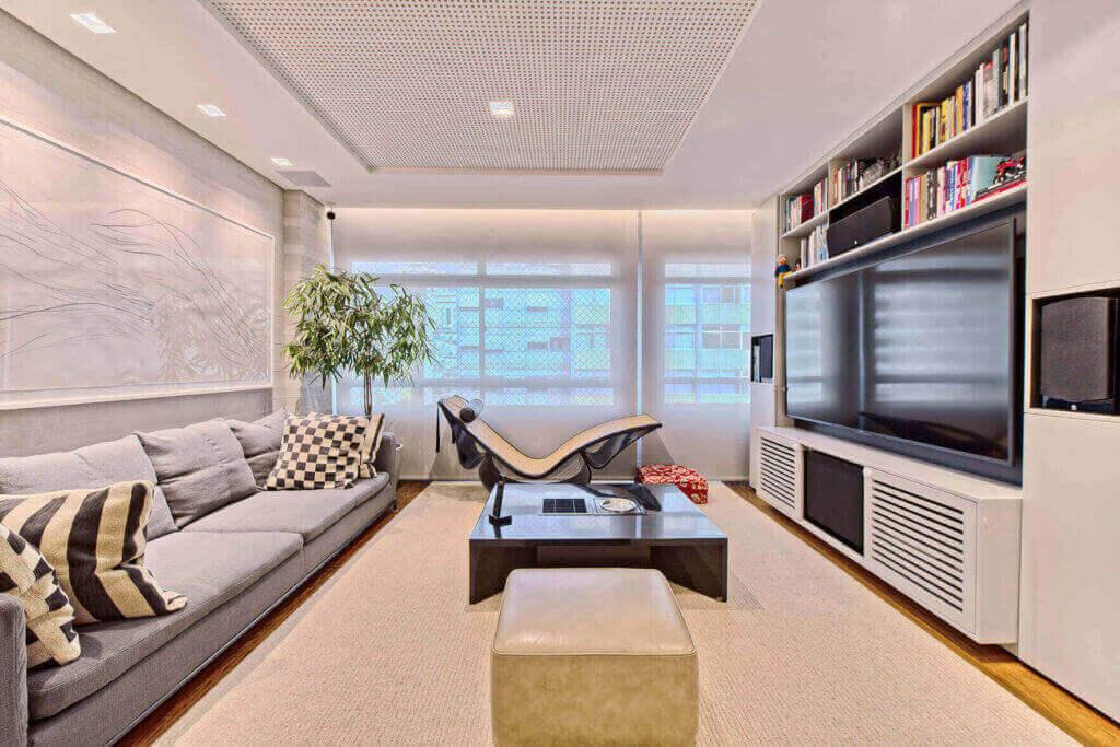 projeto de automação residencial apartamento lt