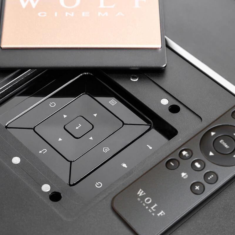 projeto de automação wolf cinema av group