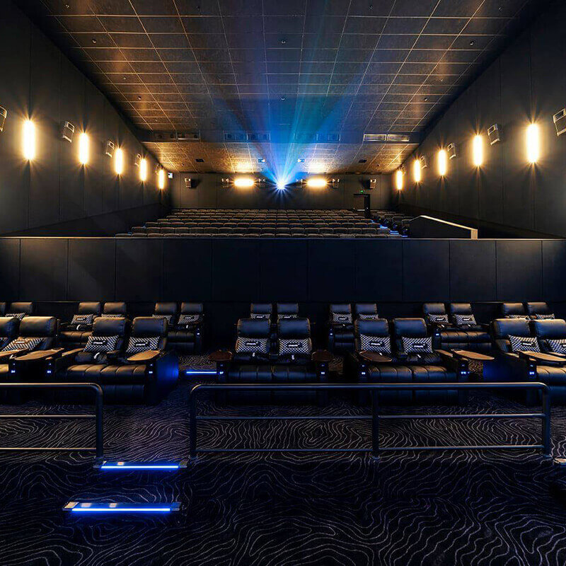 projetores para cinema christie av group